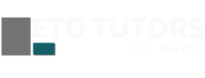 ETD Tutors Logo